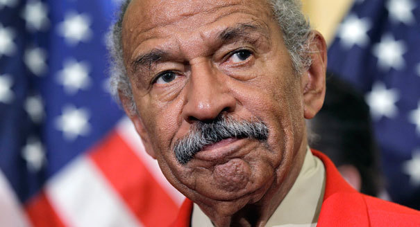 Congressman John Conyers – Photo: AP
