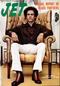 Huey graced the cover of Jet magazine on May 11, 1972.