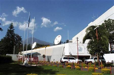 The International Criminal Tribunal for Rwanda (ICTR) in Arusha, Tanzania