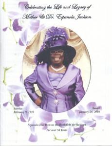 Espanola Jackson's Providence funeral cover 020516, web
