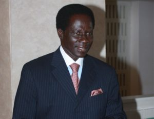 Ibrahima Fall, Senegalese diplomat and the AU's special representative to the African Great Lakes Region