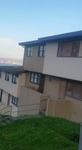 Spectacular views from these apartments could make the dreams of poor, un-housed children soar, but they've been privatized – and greedy property managers choose to leave them vacant. – Photo: Poor News Network