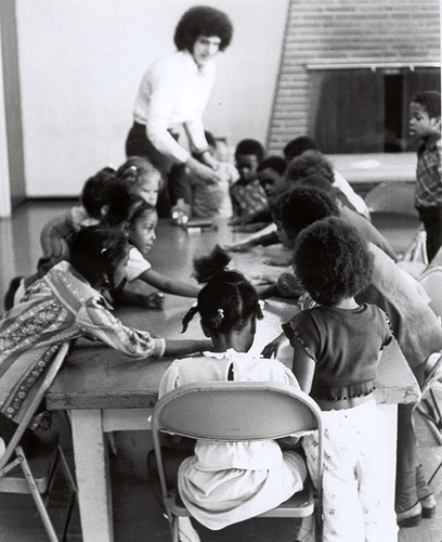 Black Panther Liberation Schools taught lessons of solidarity and self-sufficiency to last a lifetime.