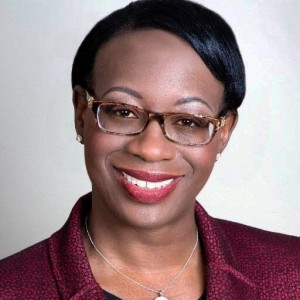 Former Ohio Sen. Nina Turner, a national surrogate for the Bernie Sanders campaign, attended the forum at Olivet. Turner is also a national television political analyst who is often featured on MSNBC and CNN.