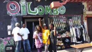 Qilombo Community Center - Photo: Oakland Socialist