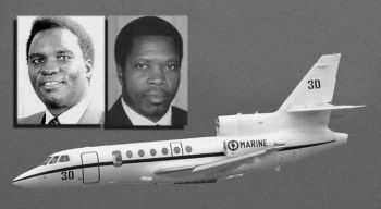 Rwandan President Juvenal Habyarimana and Burundian President Cyprien Ntaryamira were both assassinated when Habyarimana's plane was shot out of the sky over Kigali, Rwanda, on April 6, 1994. Both were members of their countries' Hutu majorities. No one has ever been prosecuted for the crime.