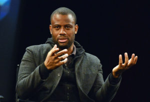Tambay-Obenson-speaks-Tribeca-Film-Festival-panel-041913-NYC-by-Slaven-Vlasic-300x203, Tambay Obenson announces plea to filmmakers to save Shadow and Act, Culture Currents