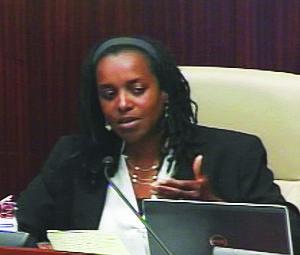 Councilmember Jovanka Beckles