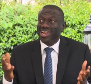 Dr. Kizza Besigye remains defiant, speaking to NTV Uganda on May 3, 2016.
