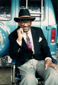 George Washington Eames Jr. was the longtime president of the Baton Rouge NAACP.