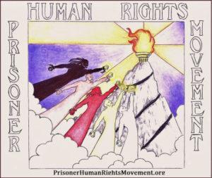 Prisoner-Human-Rights-Movement-PHRM-logo-art-by-J.-Heshima-Denham-web-300x253, Prisoner Human Rights Movement Blue Print, Behind Enemy Lines
