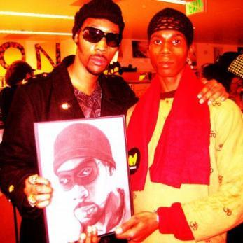 Rza and Oji