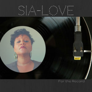 Sia Love 'For the Record' cover