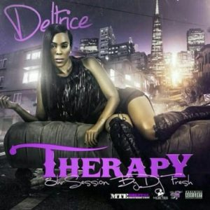 Deltrice 'Therapy' cover