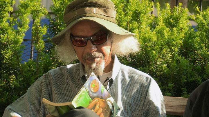 """Jalal """"Lightening Rod"""" Nuriddin of the Last Poets"""