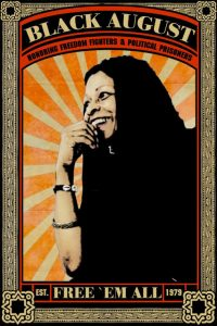 Black August Assata poster
