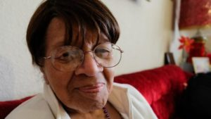 Iris-Canada-99-in-her-home-by-Sydney-Johnson-KGO-TV-300x169, 3 days away: Eviction fighter Iris Canada marches toward her 100th birthday, Local News & Views