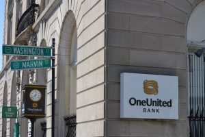 OneUnited Bank in Roxbury, Mass.