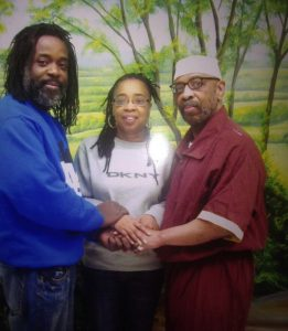 Son-Russell-Shoatz-III-daughter-Sharon-Shoatz-father-Russell-Maroon-Shoatz-just-released-from-solitary-SCI-Graterford-0214-261x300, Maroon sues DOC and wins! Settlement reached in Shoatz v. Wetzel, Behind Enemy Lines