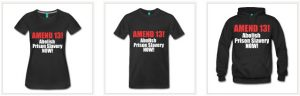 Support freedom fighting prisoners. Order your T-shirts and hoodies at https://113670.spreadshirt.com/.