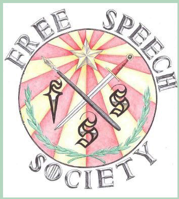 Free-Speech-Society-logo, Free Speech Society emergency bulletin: We refuse to fall prey to CDCr's COINTELPRO tactics, Behind Enemy Lines
