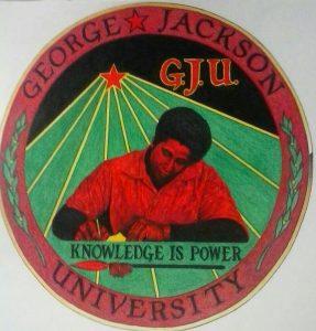George Jackson University logo