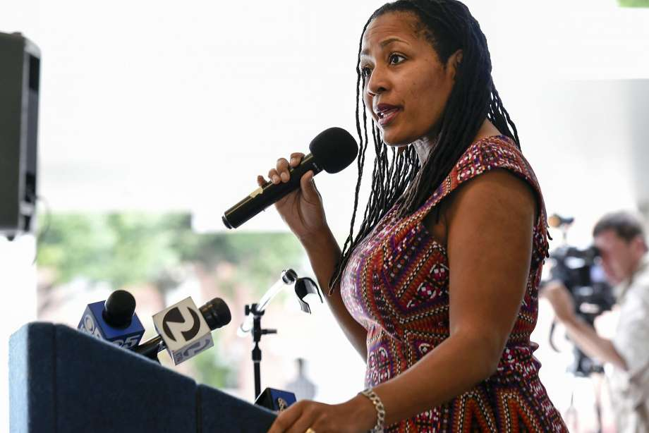 Oakland City Council President Lynette McElhaney – Photo: Michael Short, SF Chronicle