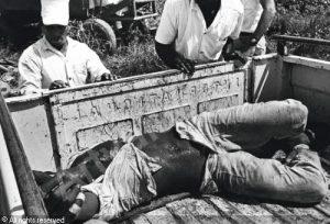 Danny-Lyon-dies-of-heat-exhaustion-Ellis-Prison-Texas-1942-300x204, George Jackson University supports the historic Sept. 9 strike against prison slavery, Behind Enemy Lines