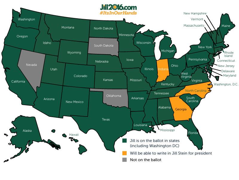 green-party-ballot-access-map-0916