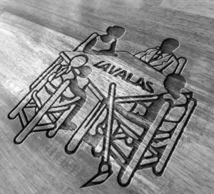 Lavalas-family-at-table-party-symbol-300x273, Haiti's Fanmi Lavalas and the Black Panther Party, World News & Views