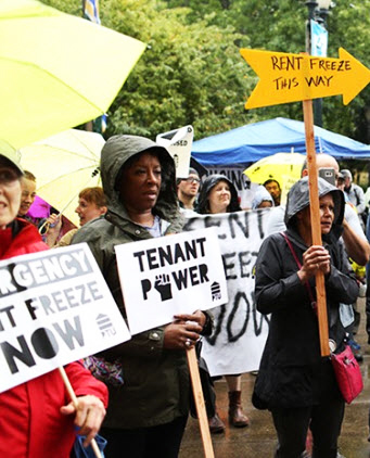 Tenant-Power-rally, Fight over skyrocketing Bay Area rents to hit the ballot box, Local News & Views