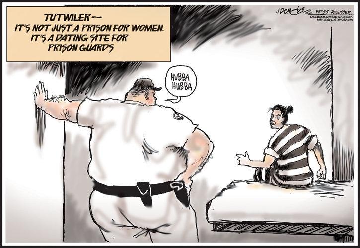 Cartoon: JD Crowe