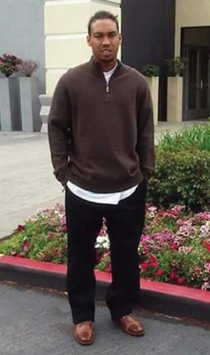 Mario-Woods-brown-sweater, Activists to San Francisco DA: Prosecute, Gascón!, Local News & Views