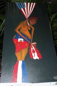 GÇÿKilling-Haitian-DemocracyGÇÖ-by-unknown-Haitian-artist-1216-web-200x300, Resisting the lynching of Haitian liberty!, World News & Views