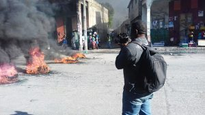 Haiti-election-protest-peopleGÇÖs-journalists-record-truth-1216-by-HIP-web-300x169, Resisting the lynching of Haitian liberty!, World News & Views
