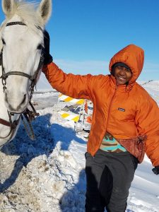 POOR-in-Standing-Rock-Aselah-Pacheco-12-w-horse-122916-by-PNN-225x300, We are all connected, from Standing Rock to Oakland, National News & Views