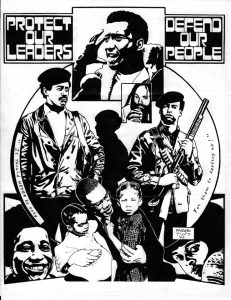 Protect-Our-Leaders-art-by-Kevin-Rashid-Johnson-web-231x300, Killing time: Lawsuit reveals officials killed prisoner, framed cellmate and lied to media, Behind Enemy Lines