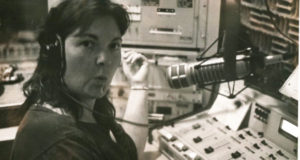 Sista-Soul-Sharon-Fennell-in-KHSU-Radio-studio-early-days-c.-30-yrs-ago-300x160, Sista's Place: How KHSU's radio station helped bridge the gap between Arcata and Pelican Bay, Culture Currents