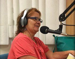 Sista-Soul-Sharon-Fennell-in-KHSU-studio-recently-by-Bob-Doran-300x239, Sista's Place: How KHSU's radio station helped bridge the gap between Arcata and Pelican Bay, Culture Currents