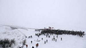 Standing-Rock-vets-march-to-closed-bridge-blocking-Oceti-Sakowin-camp-120516-by-AAP-300x169, Veterans at Standing Rock offer long overdue apology to Native elders, National News & Views
