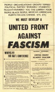 Black-Panther-Party-'We-must-develop-a-united-front-against-fascism'-poster-web-180x300, The Black Panther Party and Black anti-fascism in the United States, National News & Views