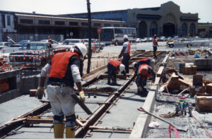 Liberty-Builders-Embarcadero-light-rail-1995-1996-web-300x197, America's continued exclusion of Black-owned businesses: Open letter to DOT Secretary Elaine Chao, National News & Views