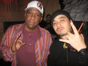 Mike-Marshall-and-Equipto-300x225, Take a stand and ride with Michael Marshall and Equipto against police brutality, Culture Currents
