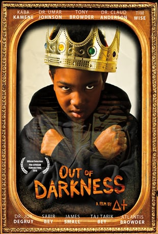 Out-of-Darkness-poster, Uppity Edutainment presents 'Out of Darkness' Jan. 14, Culture Currents