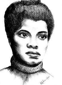 Ida-B.-Wells-art-by-Kiilu-1112-219x300, Ida B. Wells-Barnett, 'Iola,' princess of the press and feminist crusader for equality and justice, Culture Currents