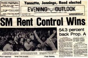 SM-Rent-Control-Wins-Santa-Monica-jubilant-19__-Evening-Outlook-300x198, Support AB 1506 to repeal the Costa-Hawkins Rental Housing Act and return real rent control to California, National News & Views