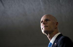 FL-Gov.-Rick-Scott-press-conf-in-Hart-SOB-Capitol-Hill-091316-by-Bill-Clark-CQ-Roll-Call-300x193, Florida Gov. Rick Scott is punishing a prosecutor for opposing the death penalty, National News & Views