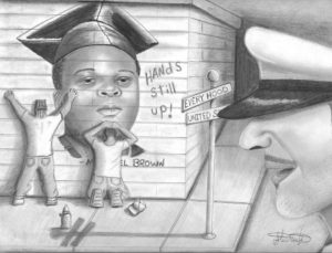 Hands-Still-Up-art-by-Steven-Winston-web-300x229, Ain't no statute of limitations on genocide!, National News & Views