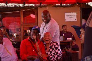 South-Africa-tour-Leroy-Moore-Simon-Manda-Bra-Don-Mattera-1216-300x200, Krip Hop Nation's Leroy Moore journeys to South Africa, World News & Views