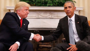 Trump-Obama-shake-hands-in-Oval-Office-111016-cy-BGR.com_-300x172, Is Trump conspiring to incarcerate former President Barack Obama, National News & Views